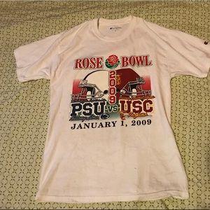5a686929a Vintage Champion Rose bowl NCAA Tee